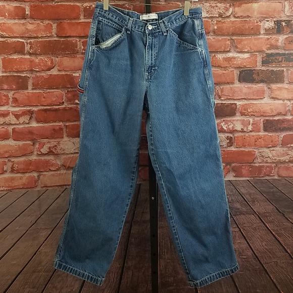 729e594b Tommy Hilfiger Jeans   Vintage Carpenter Jean High Rise 12   Poshmark